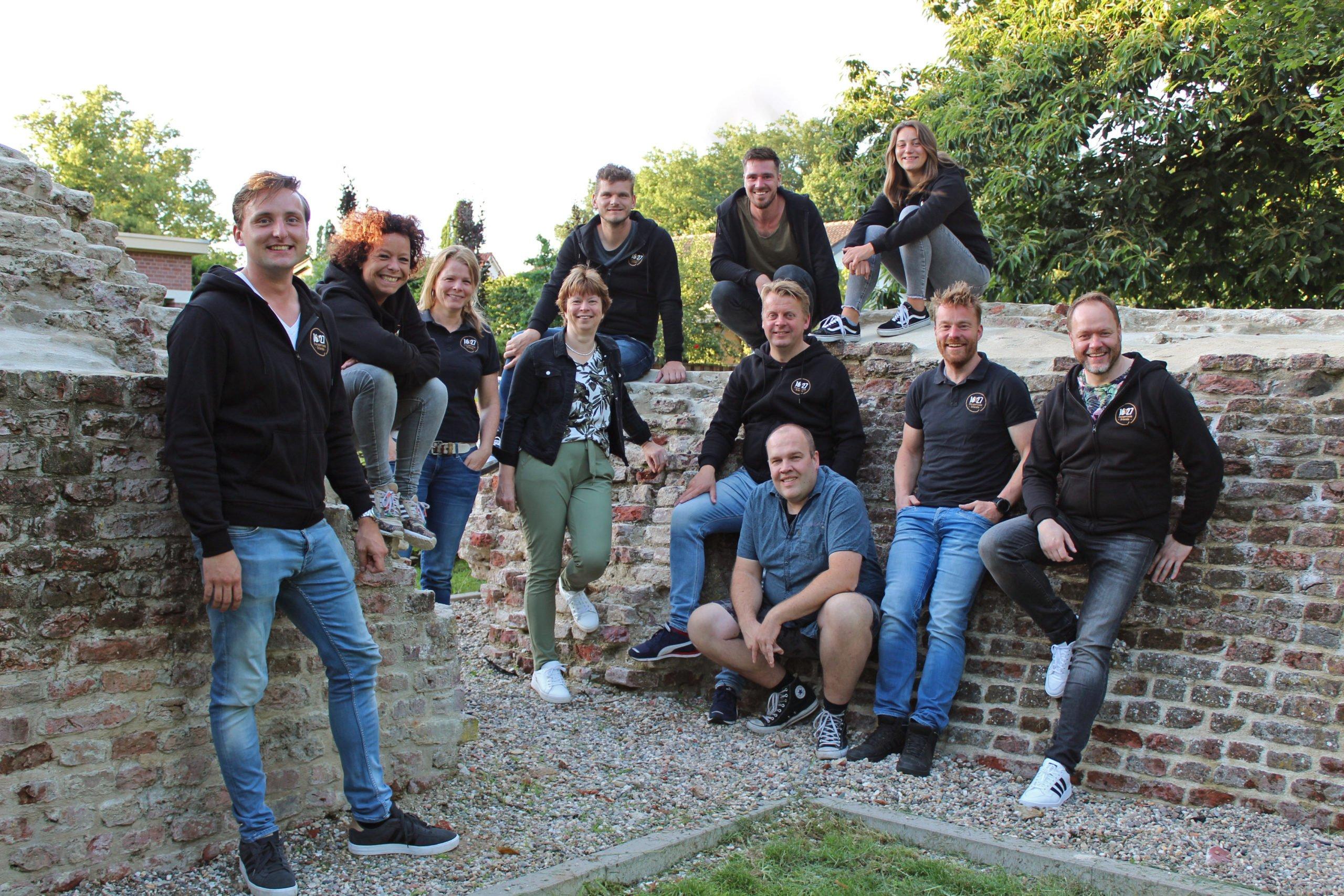 Team van Escaperoom Groenlo